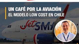 UN CAFÉ POR LA AVIACIÓN - EL MODELO LOW COST EN CHILE