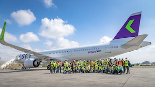"""Spotters Chile retomó los """"Spotters Day"""" en el aeropuerto de Santiago"""